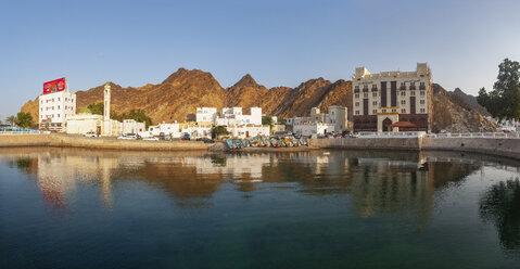 Fishing harbour, Matrah, Muscat, Oman - WWF05099