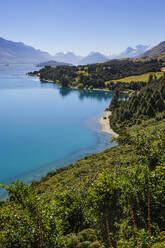 Lake Wakaipu, around Queenstown, South Island, New Zealand - RUNF02678
