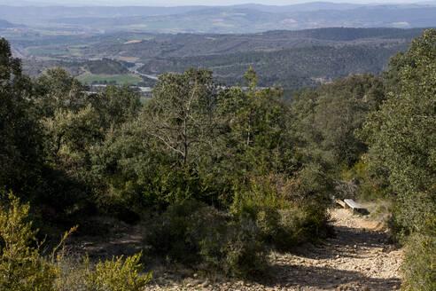 Landscape at Way of St. James, Spain - LMJF00091