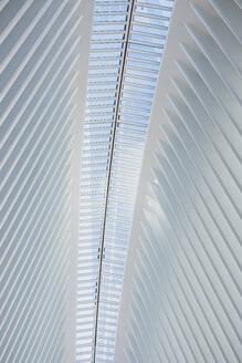 Oculus, World Trade Center Station, Ground Zero, Manhattan, New York City, USA - MMAF00976