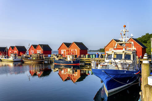 Harbour, Boltenhagen, Germany - PUF01644