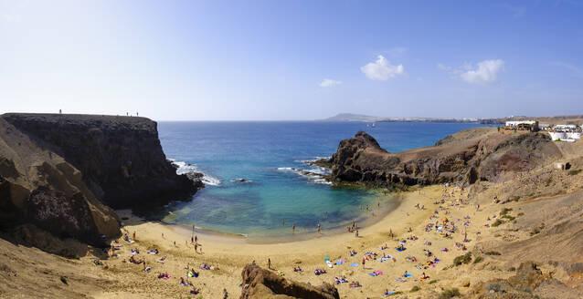 Playas de Papagayo, Lanzarote, Spain - SIEF08709