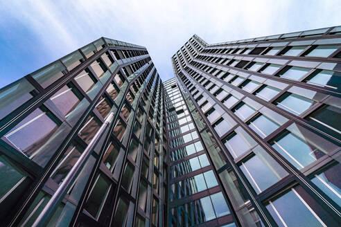 Dancing Towers, St. Pauli, Hamburg, Germany - TAMF01624