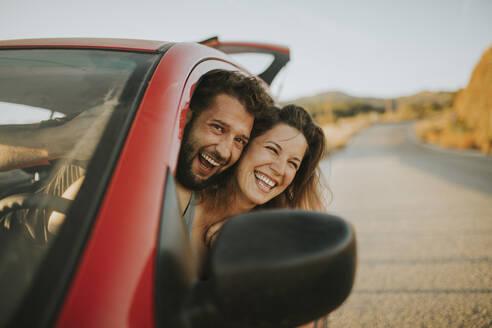 Malaga Range, Malaga, Spain, youth culture, road trip, couple - DMGF00079