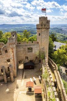 Auerbacher Schloss, Bensheim, Deutschland - PU01688