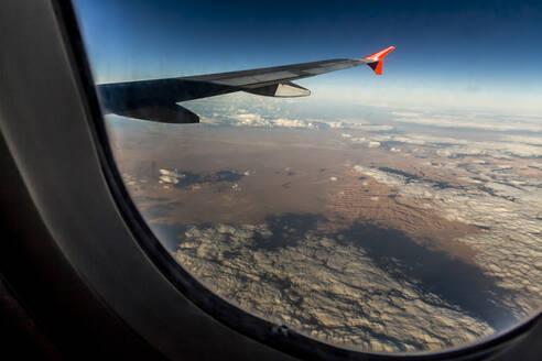flying over desert, Egypt - NGF00520