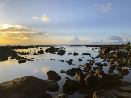 Strand, Mauritius, Pointe aux Piments, 2019 - DRF01745