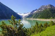 Schlegeis reservoir, Zillertal Alps, Ziller valley, Tyrol, Austria - SIEF08797