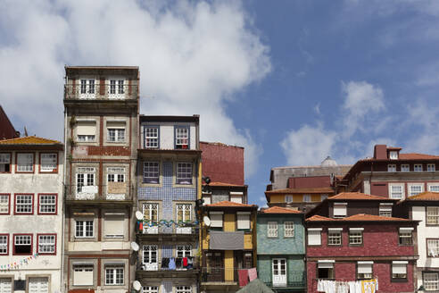 Row of houses, Porto, Portugal - FCF01775