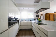 Empty kitchen of a haose - DIGF07756