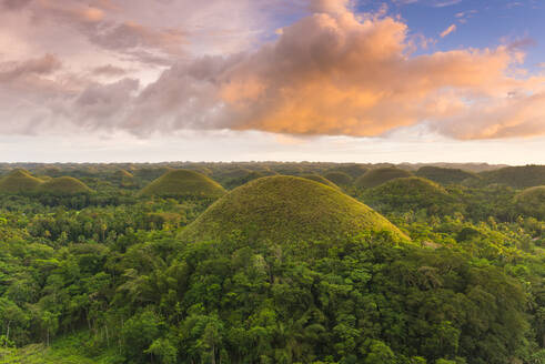 Chocolate Hills, Bohol, Central Visayas, Philippines, Southeast Asia, Asia - RHPLF00027