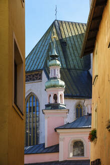 Churches of St Nicholas and St Joseph, Hall in Tyrol, Tyrol, Austria - SIEF08871
