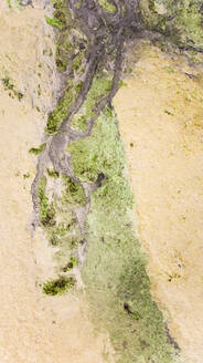 Abstract aerial view of Frisian Islands, The Netherlands - AAEF01683