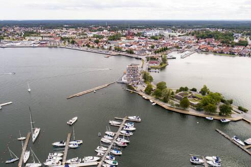The seaside of the city Vaestervik, Sweden - TAMF02146