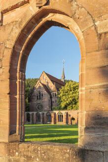 Marienkapelle (Lady Chapel), Hirsau Monastery, Black Forest, Baden-Wurttemberg, Germany, Europe - RHPLF00531