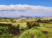 Landscape of the north, Santa Maria Island, Azores, Portugal, Atlantic, Europe - RHPLF03106