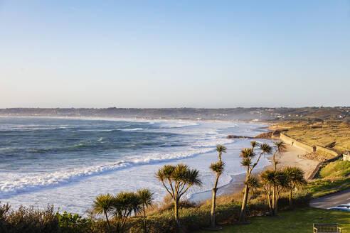 St. Ouen's Bay, Jersey, Channel Islands, United Kingdom, Europe - RHPLF04942