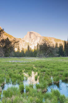 Half Dome, Yosemite National Park, UNESCO World Heritage Site, California, United States of America, North America - RHPLF06016