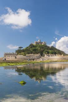 St. Michaels Mount, Marazion, Cornwall, England, United Kingdom, Europe - RHPLF06091