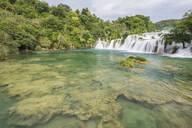 Waterfalls at Krka National Park, Croatia, Europe - RHPLF06094