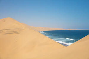 Sandwich Harbour Dunes, Namibia, Africa - RHPLF07383