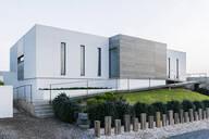 Exterior view of a modern villa - SBOF01978