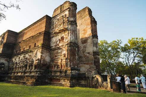 Lankatilaka Temple, Polonnaruwa, UNESCO World Heritage Site, North Central Province, Sri Lanka, Asia - RHPLF08447