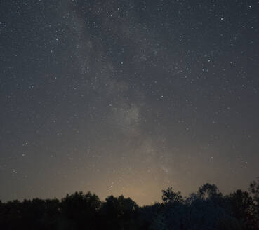 Starry sky in the night - AHSF00778
