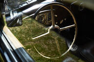 Detail of a vintage car - BSCF00608