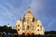 Sacre Coeur Basilica, Montmartre, Paris, France, Europe - RHPLF08922