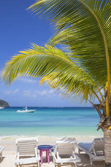 Big Sands beach at Belmont Bay, Union Island, The Grenadines, St. Vincent and The Grenadines, West Indies, Caribbean, Central America - RHPLF09493