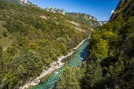 Tara River Canyon Gorge, Bosnia and Herzegovina border with Montenegro, Europe - RHPLF09688