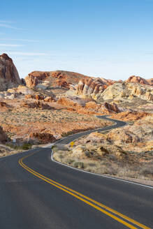 Valley of Fire State Park, Nevada, United States of America, North America - RHPLF11415