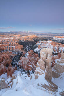 Bryce Canyon National Park, Utah, United States of America, North America - RHPLF11457