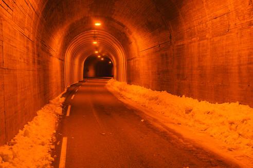 Illuminated tunnel - JOHF04109
