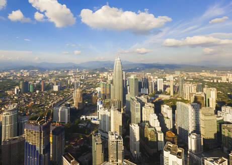 Cityscape of Kuala Lumpur, Malaysia - GIOF07410