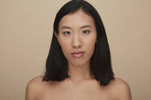 Portrait of young female Chinese woman - PGCF00055
