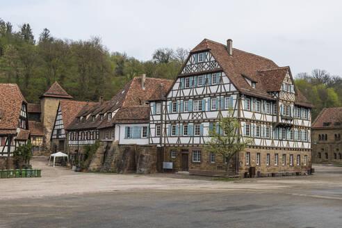 Unesco world heritage sight Maulbronn Monastery, Baden Wuerttemberg, Germany - RUNF03432