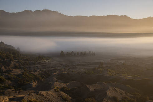 Indonesia_Mount Bromo_Valley - TOVF00139