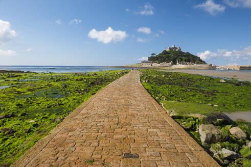 St. Michael's Mount, Marazion, Cornwall, England, United Kingdom, Europe - RHPLF12871