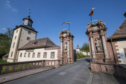 Princely Abbey of Corvey, Germany - RUNF03441