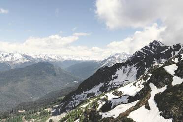 Mountain view, Sochi, Russia - EYAF00731