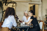 bistro shoot with international talent. , Italy, Tuscany, Florence. - SODF00422