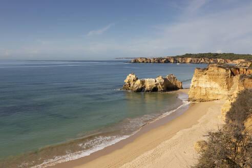 Beach, Praja da Rocha, Algarve, Portugal - FCF01834