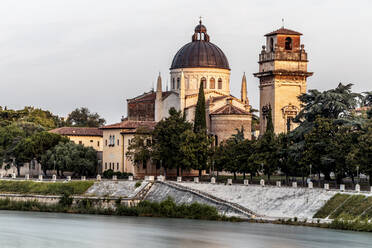 Italy, Veneto, Verona, San Giorgio in Braida - DAWF01059