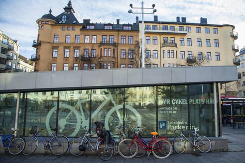 Odenplan subway station, Stockholm, Sweden - JOHF05834