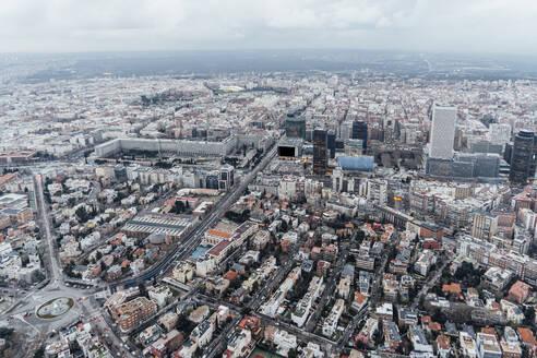 Madrid, Spain Aerial image - OCMF01028