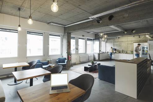 Modern office interior - KNSF07444