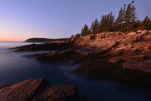 Seashore, Maine, New England, United States of America, North America - RHPLF14297