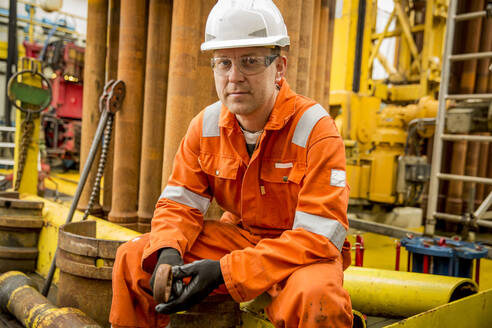 STAVANGER NORWAY OIL RIG Worker - CAVF80894
